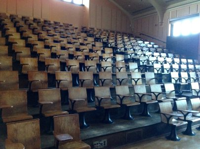 140224 Princeton Lecture Hall