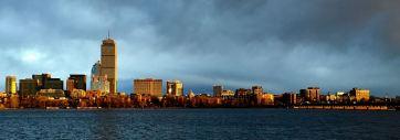 160317 Boston Skyline