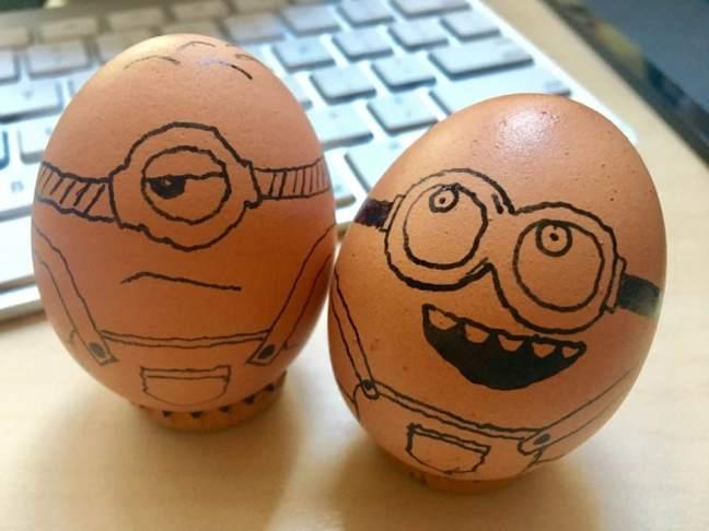 170418 Easter Eggs